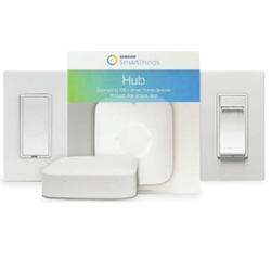 Samsung SmartThings + Leviton Home Lighting Automation Kit