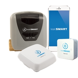 leakSmart Automatic Water Shut Off System w/ Internet Control- 2nd Gen