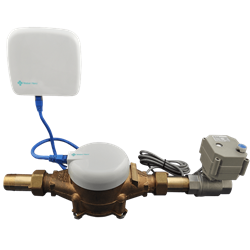 Water Hero WiFi Flow Monitor & Shut Off System - P100