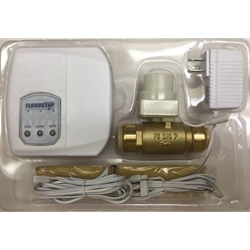 FloodStop for Water Heater/Whole House FS 3/4-P (Push Fit), automatic shut off valve, flood