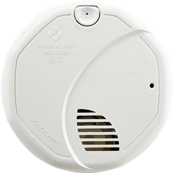 First Alert Dual Sensor Smoke/Fire Alarm with 10-Year Battery
