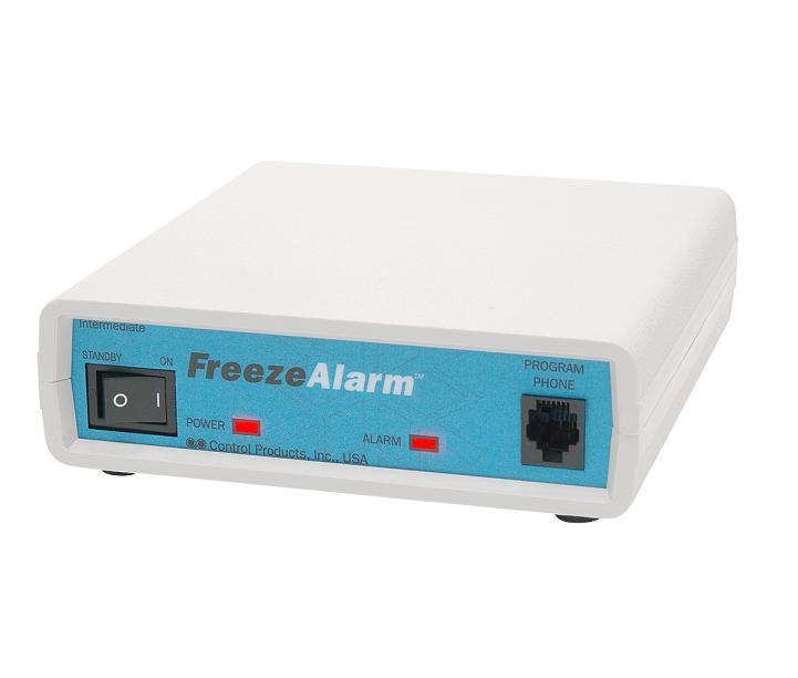 Intermediate Freeze Alarm