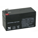12VDC Battery for Universal AGM, WisDom GSM Module, and ProSound 12VDCBATTERY