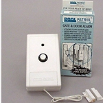 Pool Patrol Door/Gate Alarm w/Remote Capabilities GA-25