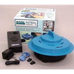 Pool Patrol Pool Alarm with Wireless Remote Receiver PA-30 (safety item)