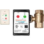 WaterCop Classic Valve and Actuator w/ Switch WCVRS100LF