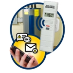 Additional Sensors for Online Temperature and Humidity Wireless Alert System