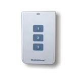 SkylinkHome TC-318-3 Simple 3-Button Remote