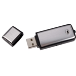 KJB Security D1400 Audio Voice Recorder  USB Flashdrive