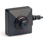KJB Security C1020 Button & Screw Wired CCD Color Camera Set