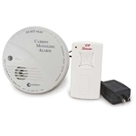 Silent Call SC-CO/TR Carbon Monoxide Detector with Transmitter