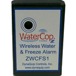 WaterCop Z-Wave Wireless Water and Freeze Sensor/Alarm