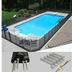 LIFE SAVER SYSTEMS DIY Pool Fence