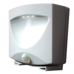 Maxsa Innovations Battery-Powered Outdoor Night Light