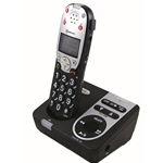 Amplicom PowerTel 7 Series Assure Amplified Cordless Phone with Answering Machine