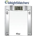 Conair WW44 Weight Watchers Glass Scale