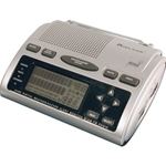 Midland WR-300 Deluxe S.A.M.E Weather- Alert/All- Hazard Radio with AM/FM Radio