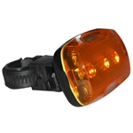 Marpac FoxFire 3 Pattern Personal Safety Lite (Amber) PSL-43-A