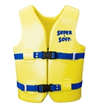 Texas Recreation SUPER SOFT USCG Child SWIM VESTS