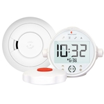 Bellman & Symfon Visit Safe Value Pack with Smoke Detector
