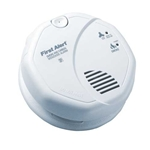 BRK Electronics SC7010B Hard Wired T3 Smoke/T4 Carbon Monoxide Alarm with Backup Battery