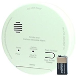 Gentex GN-503FF Combination Photoelectric Smoke / CO Alarm w/ two Relays and Battery Backup