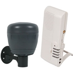 Safety Technology Wireless Alert Series  STI-V34150 Wireless Driveway Monitor (battery powered) w/Voice Receiver