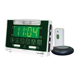 Serene Innovations CentralAlert Notification System CA360 Clock/Receiver