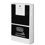 Serene Innovations CentralAlert Notification System NOAA Storm Alert Sensor