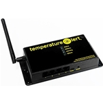 Temperature@lert Cellular Temperature Monitor System with Email & Phone Alerts