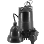 Metropolitan Industries Ion StormPro WC33i 1/3 HP Sump Pump
