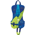 Full Throttle Rapid-Dry Flex-Back Life Vest- Infant-30lbs, Type II