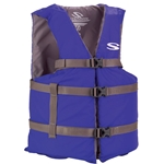 Stearns Classic Series Adult Universal Life Vest- Blue