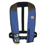 Mustang Deluxe Adult Inflatable- Automatic Harness- Universal, Type V