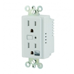 GE 12721 Z-Wave In-Wall Smart Outlet