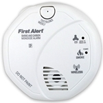 First Alert Z-Wave Smoke and Carbon Monoxide Detector