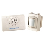 Dakota Alert IRDCR-2500 Wireless Motion Alert