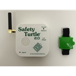 New Safety Turtle 2.0 Pet Immersion Pool/Water Alarm Kit