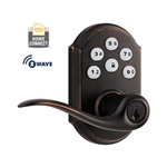 Kwikset Motorized Lever Z-Wave Entry