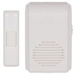 Safety Technology STI-3350 Wireless Doorbell Chime with Receiver