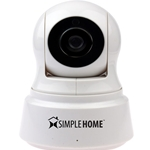 Simple Home Pan and Tilt Wi-Fi Security Camera