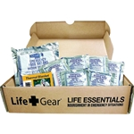 Life Essential 72-Hour Food & Water Kit