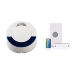 Dakota Alert 4000 Long Range Wireless Doorbell and Universal Button Alert System - UTDCR-4000