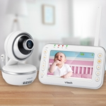 VTECH Full Color Digital Video Baby Monitor w/ Pan & Tilt Camera