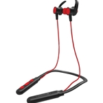 iEssentials IEN-BTEFX Flex Neck Band Sport Series Bluetooth Earbuds with Microphone