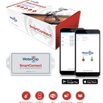 WaterCop SmartConnect WiFi and App Interface