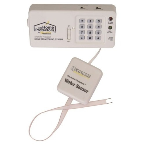 THP201 PhoneAlert monitors for water, power outages and freeze