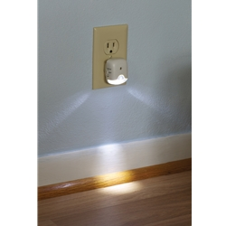 PowerOUT! Power Failure Alarm & LED Safety Light