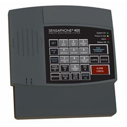 Sensaphone 400 (CottageSitter) Remote Monitor w/Temp Ctrl (FGD-0400)