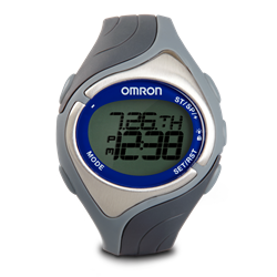 OMRON HR-210 Strap-Free Heart Rate Monitor